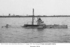 1914-smg-Delfino-Venezia-navigazione.1-USMM