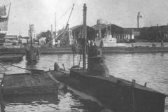 1917-sommergibile-Delfino-Venezia-arsenale